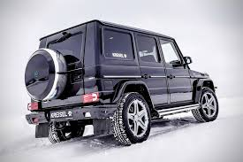 future mercedes g class kreisel all electric mercedes benz g wagon hiconsumption