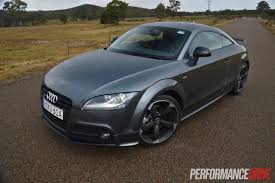2013 audi tts review audi tt s line competition package