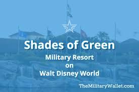 shades of green shades of green military resort at walt disney world orlando fl
