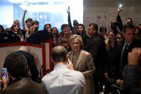 clinton chappaqua 11alive com photos hillary clinton on election day 2016
