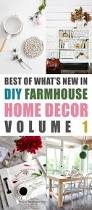 thrifty blogs on home decor the best of what u0027s new in diy farmhouse home decor volume 1 the