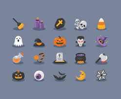 Halloween Desktop Icons 13 Halloween Resources To Spook You Designmantic