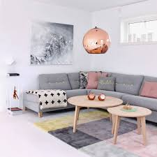 16 rose gold and copper details for fashionable interior decor