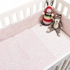 little auggie pink crib bedding