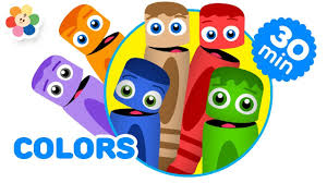 new coloring pages learn the colors for children colors for