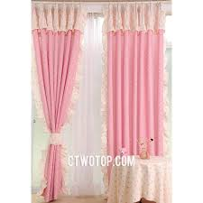 Pink Curtains For Girls Room Curtains Curtains Girls Fearsome Images Concept Best For Room