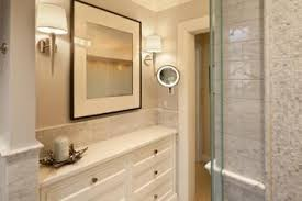 best bathroom lighting placement residential lighting