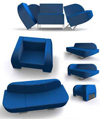 Sofa Chairs Designs Room In A Box 10 Pieces Of Clever Transforming Furniture Urbanist