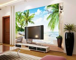 online get cheap tree wall mural aliexpress com alibaba group 3d wallpaper for room beach tree background wall photo wall murals wallpaper custom 3d wallpaper