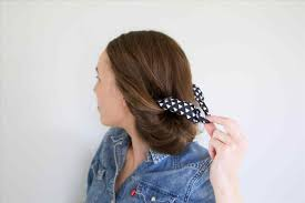 headband waves curls tutorial heatless how to retro soft waves and how