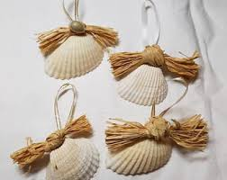 nutmeg seashell snowflake snowflake ornament seashell
