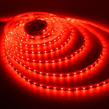12 volt red led lights red strip light for boat 12v ribbon light decorative lighting on