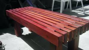 Outdoor Bench Seat Designs by Outdoor Wooden Bench Seat Plans Outdoor Timber Bench Seat Zoom