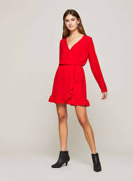 sleeve wrap dress sleeve wrap dress miss selfridge us