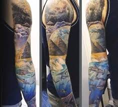 sleeve tattoo ideas for men tattoofanblog