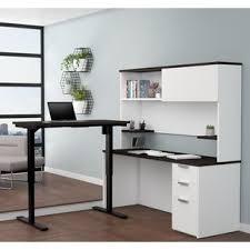 Reversible L Shaped Desk Reversible L Desk Wayfair