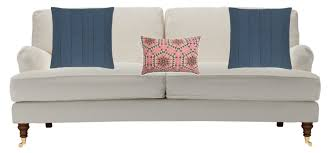 Two Cushion Sofa by How To Arrange Cushions On A Sofa U2014 The Home Design