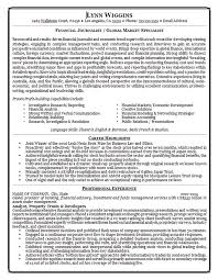 Resume Model For Job by Journalist Resume Example Resume Examples