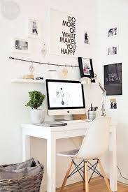White Office Decorating Ideas Inspiring White Desk Ideas With Top 25 Best Study Tables Ideas On