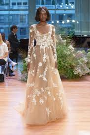 best wedding dress the 11 best wedding dresses for fall 2017 fashionista