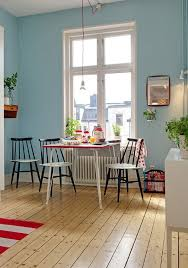 Simple Beautiful Dining Room Modern Scandanavian Dining Room For Apartments Ideas Donchilei Com