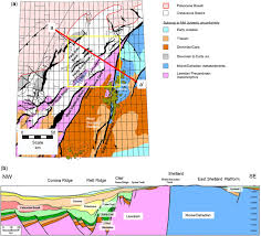 Spine Map Structural Geology And Well Planning In The Clair Field