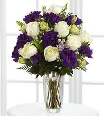 vera wang flowers ftd dreams reflection bouquet by vera wang deluxe birthday