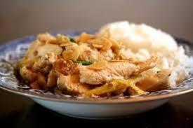 cuisiner le blanc de poulet blancs de poulet aux amandes recettes de cuisine française