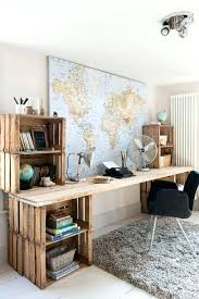 diy home office ideas clever office organisation diy home office