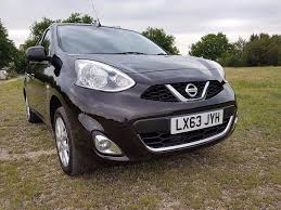 nissan micra 2013 nissan micra 2013 acenta automatic cvt only 7 000 mls very clean