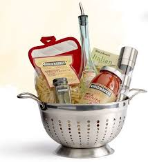kitchen gift baskets kitchen gift basket for a housewarming or wedding not