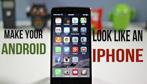 make android look like iphone how to make android look like ios zitu techdroid