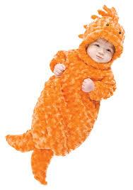newborn bunting halloween costumes infant goldfish bunting