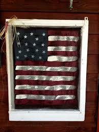 How To Paint American Flag Paint An Old Window Screen Mine Are Red Frames This Would Be