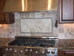 interior faux tin tile backsplash gathering place design