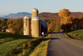 Vermont scenery images Best foliage drive in vt vermont 39 s route 100 new england today jpg