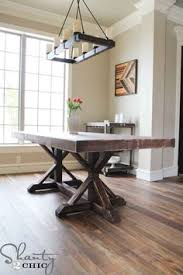 Diy Dining Room by Diy Restoration Hardware Dining Table Restoration Hardware Table