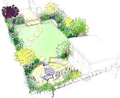 layout garden plan designing a garden layout varsetella site