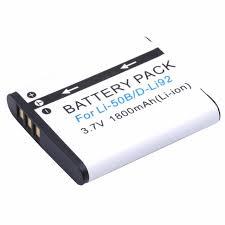 olympus vr 340 battery probty li 50b li 50b battery for olympus vr 340 1010 1020 1030sw