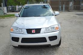 2006 saturn vue silver awd suv used car sale