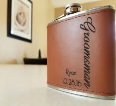 groomsmen gifts personalized flask engraved flask groomsman