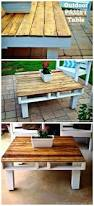 Outdoor Pallet Table Patio Ideas Skid Patio Set Skid Patio Furniture 22 Awesome