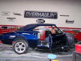 chip foose camaro episode of overhaulin featuring a tci equipped camaro