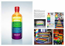 absolut vodka design absolut colors package design absolut vodka print ad