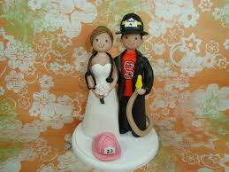 firefighter cake toppers inspirations fireman cake toppers for wedding cakes with wedding