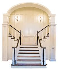 Design A Custom Home Andronx Construction Staircases