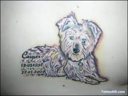 dog tattoos and designs page 162