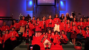 bethel children singing carols 2012