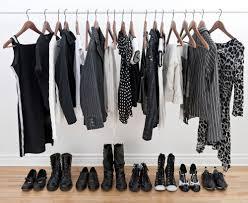 Wardrobe Ideas How To Build A Minimalist Wardrobe Thefashionspot
