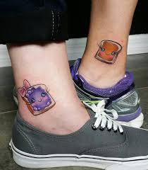 21 adorable best friend tattoos for you u0026 your bff her campus